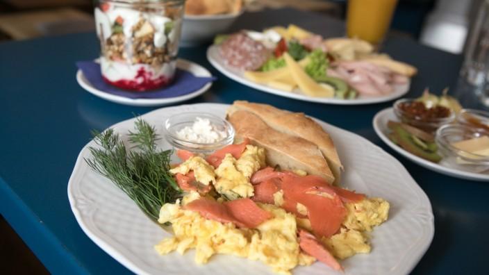 Frühstücks-Tipps: Bozo und Loui in Haidhausen, , Pariser Straße 17