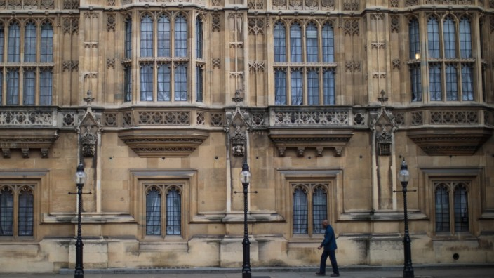 General Views Of Houses of Parliament