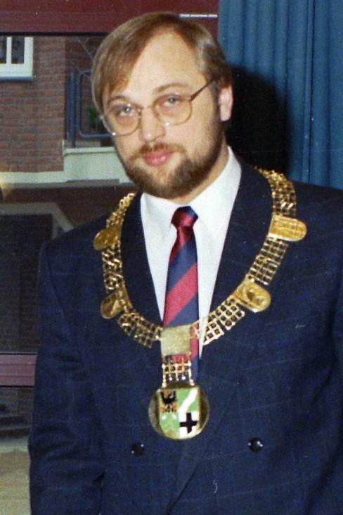 Martin Schulz als Bürgermeister von Würselen