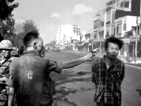 The Execution of a Vietcong-Suspect des Fotografen Eddie Adams