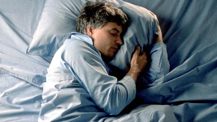 Gesundheit: Viele Menschen schlafen schlecht und sind tagsüber müde.