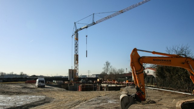 Baugebiet in Diskussion
