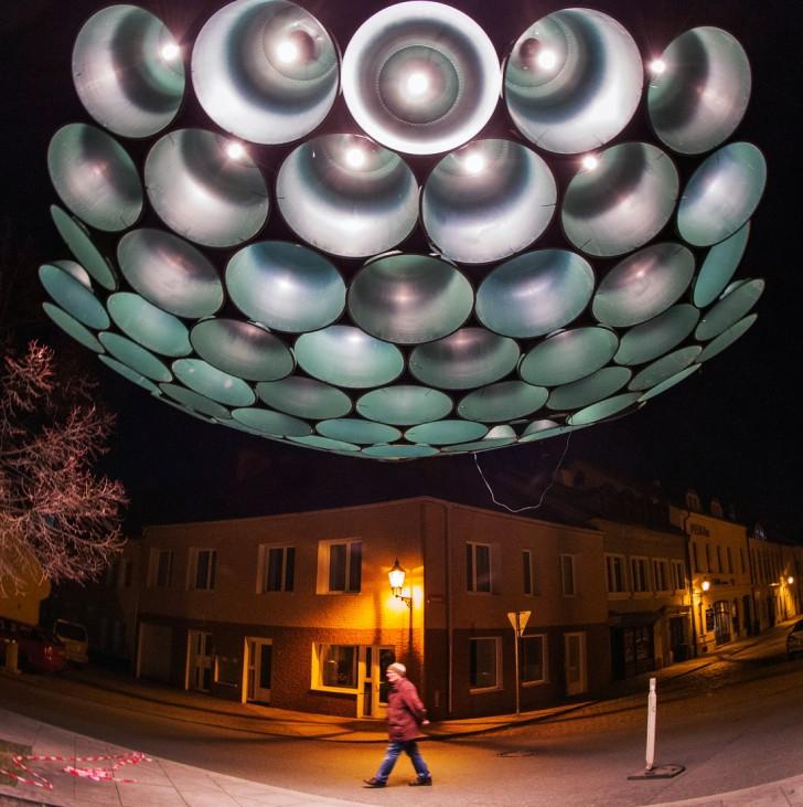 Lichterfestival in Pilsen