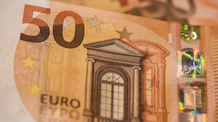 Neue 50-Euro-Banknote kommt im April