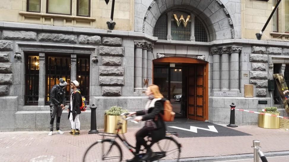 Hotel W Amsterdam, Niederlande
