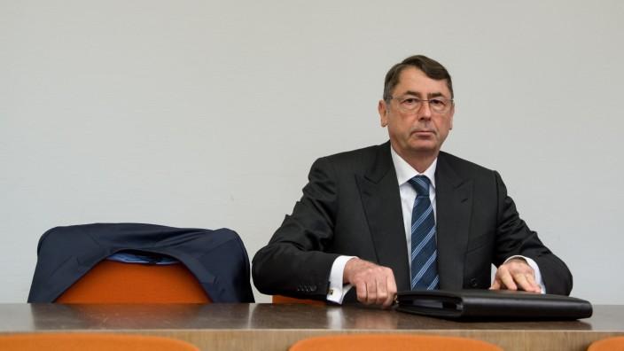 Prozess gegen früheren Chef der Krisenbank HRE