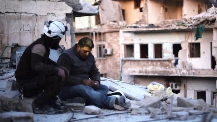 Die letzten Männer von Aleppo