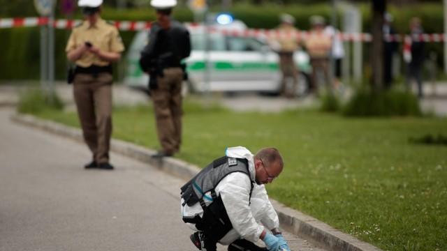 Man Stabs Four, One Dead, Near Munich