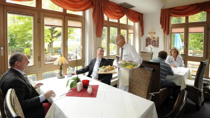 Hotel Seehof in Weßling, 2009