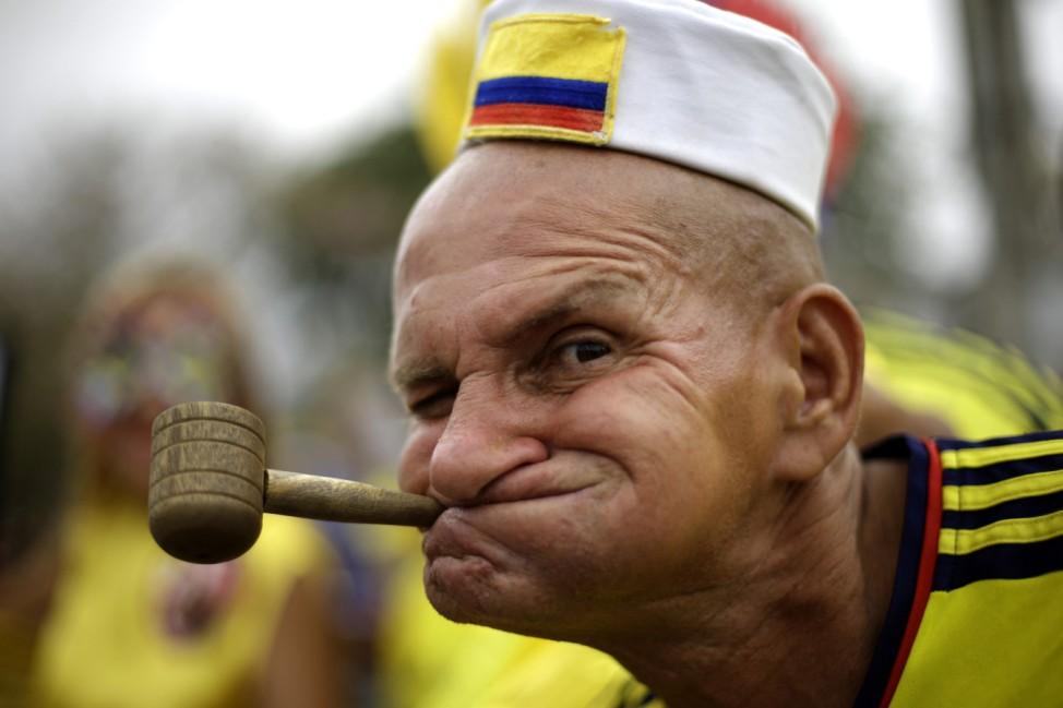 WM-Qualifikation: Kolumbien - Bolivien