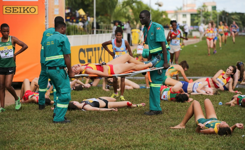 2017 IAAF World Cross Country Championships Kampala: U20 women