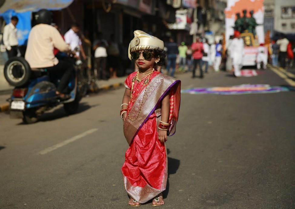 Indisches Neujahrsfest Gudi Padwa
