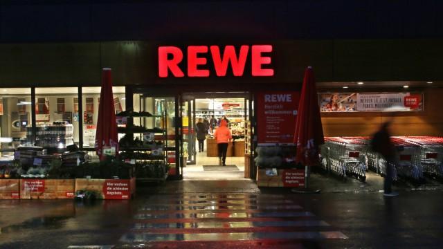 Rewe-Filiale in Essen