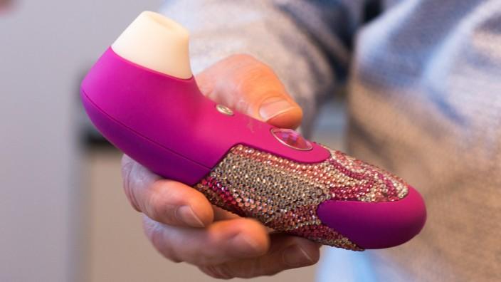 'Womanizer' von Erfinder Michael Lenke