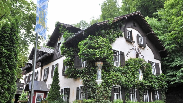 Mühltal Gasthof Forsthaus