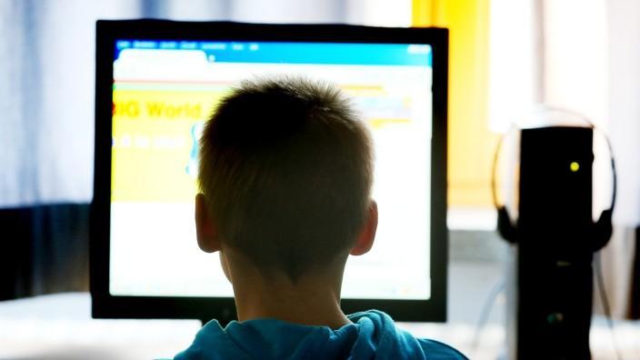 Grundschüler lernen Programmieren