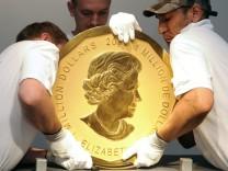 Diebstahl im Berliner Bode-Museum: 2,1 Millionen Euro Entschädigung für gestohlene Goldmünze
