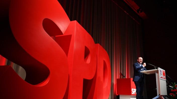 150 Jahre Mannheimer SPD - Martin Schulz