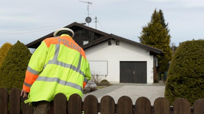 Doppelmord in Höfen:Wieder mutmaßlicher Mittäter verhaftet