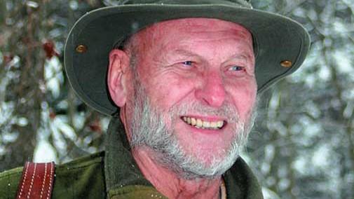 Schafegerissen: Der 1940 geborene Ulrich Wotschikowsky ist Förster. Er war stellvertretender Leiter im Nationalpark Bayerischer Wald und zählt zu den führenden deutschen Wildtierexperten.
