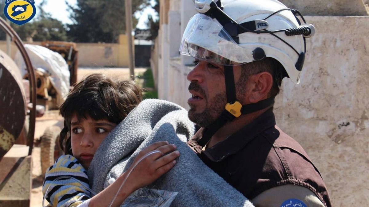 Ermittler: Assads Luftwaffe setzte Giftgas ein