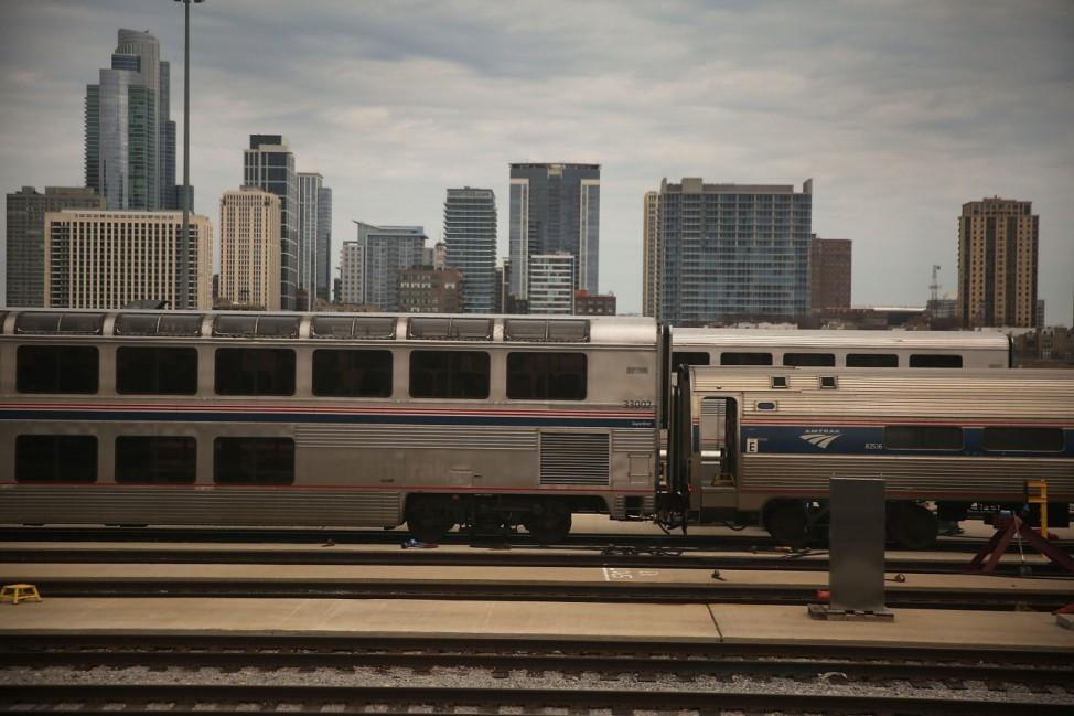 Amtrak's Zephyr Train, Offering Spectacular Views Of American West, Under Threat