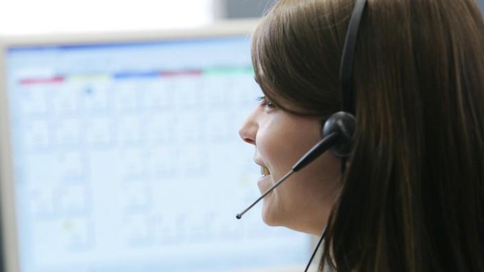 Telefonieren im Job
