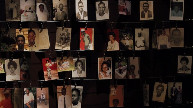 Kigali Genocide Memorial Center in Kigali, Rwanda