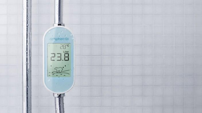 Energieverbrauch-Sensor: Schauen Sie doch nur, wie traurig der Eisbär guckt!