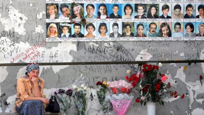 Menschenrechtsgericht urteilt über Geiseldrama von Beslan