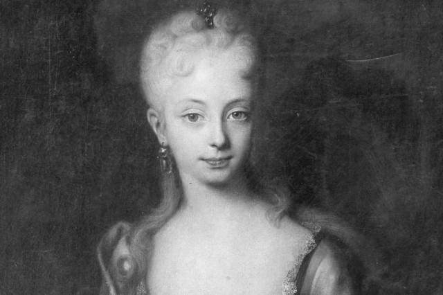 Maria Theresia, um 1732