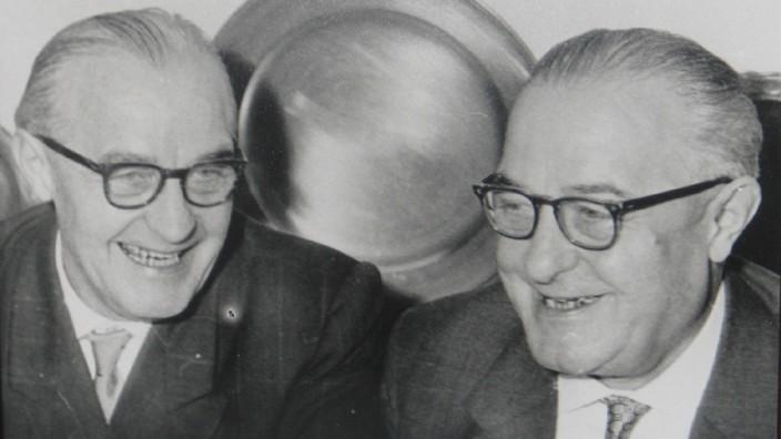 Nationalsozialismus: Die eineiigen Zwillinge Hermann und Franz Wandinger wurden am 24. Juli 1897 in Dorfen geboren.