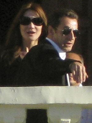 Bruni, Sarkozy, Ägypten, Reuters