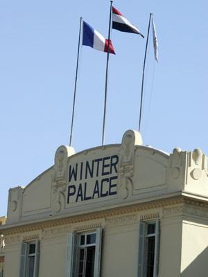 Winter Palace, AFP