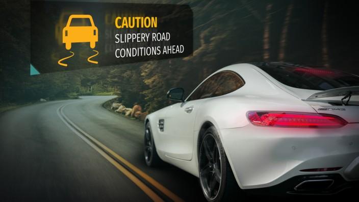 Vernetztes Auto: Mercedes-AMG GT