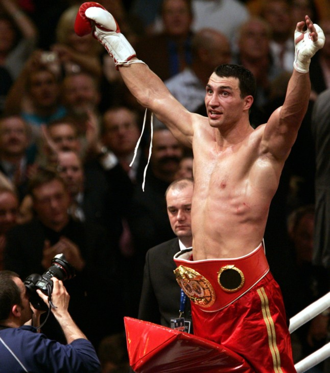 Jahresrückblick Sport - Wladimir Klitschko IBF-Weltmeister