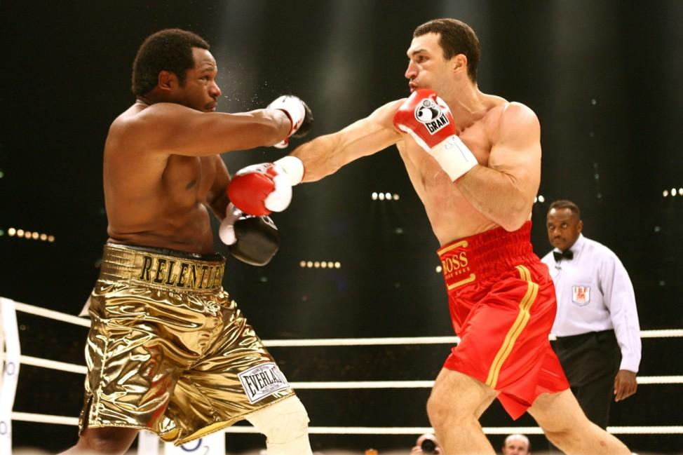 Wladimir Klitschko Lamon Brewster 2007