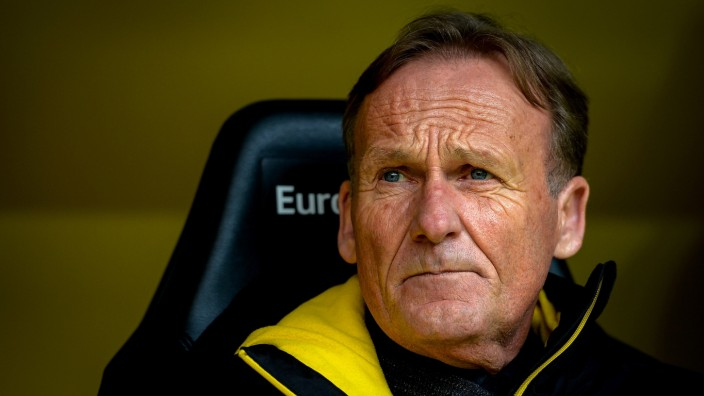 Sicherheit bei Borussia Dortmund: BVB-Geschäftsführer Watzke spricht mit ehemaligen Elitepolizisten.
