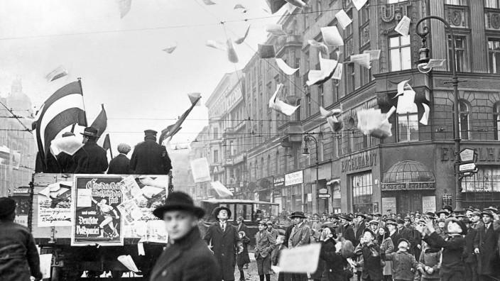 Wahlkampf der DVP in der Weimarer Republik, 1924