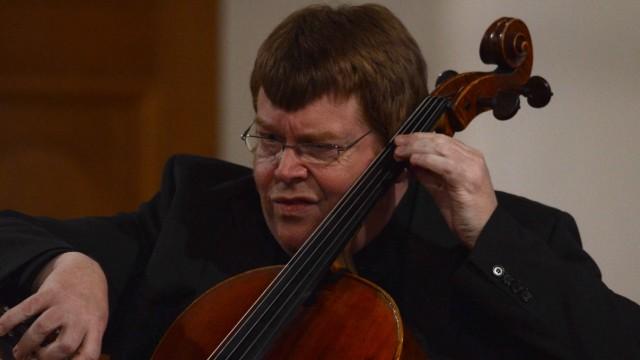 Hochkarätiges Konzert: ... und Guido Schiefen am Violoncello...