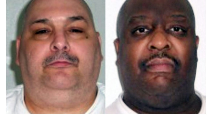 US state of Arkansas executes two prisoners in one night: official