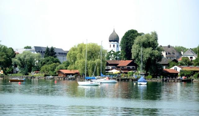 In welchem bayerischen Dorf leben die wenigsten Einwohner?