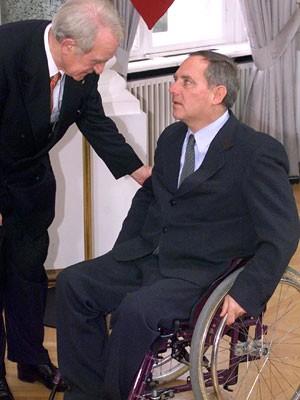 Schäuble und Rau
