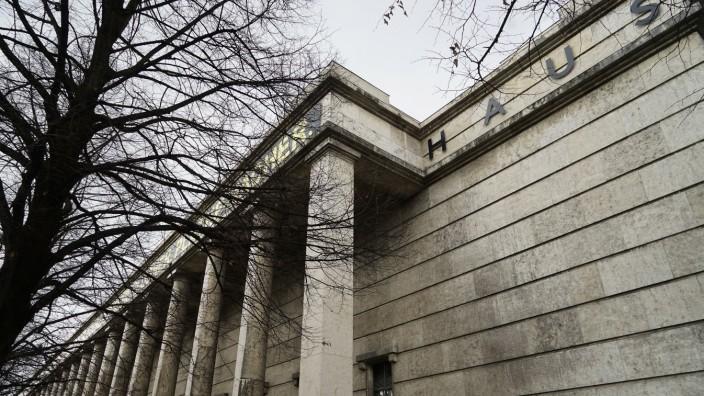 Das Haus der Kunst in München