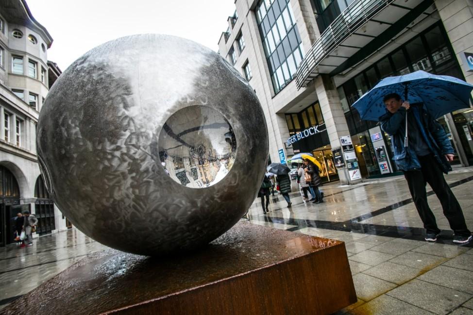 Kunstobjekt Sendlinger Straße
