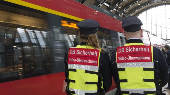 Sicherheit Deutsche Bahn