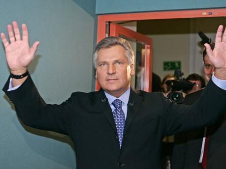 Kwasniewski, AFP