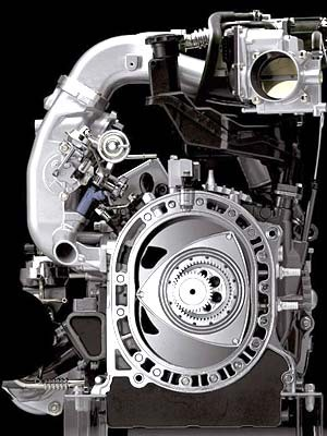Mazda 5 Hydrogen RE