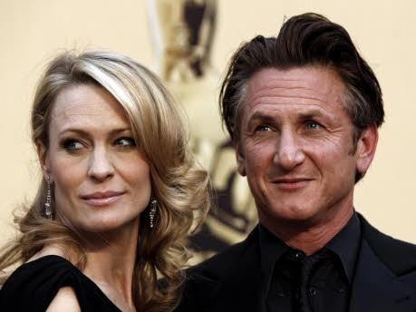 Sean Penn, Robin Wright; Foto: AP