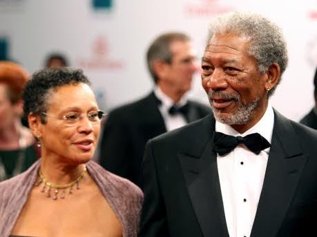 Morgan Freeman, Myrna Colley-Lee
